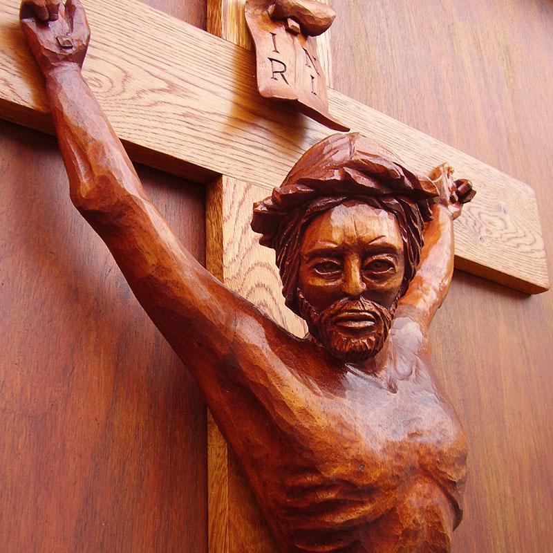 Crucifix | Ecclesiastical Religious Church Sculpture